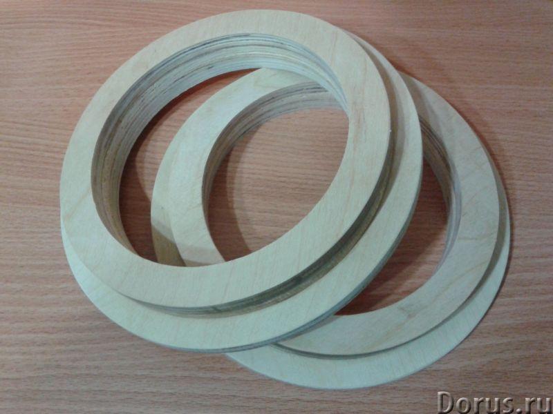 Проставочные кольца под динамики всех размеров - Запчасти и аксессуары - Проставочные кольца автомоб..., фото 1