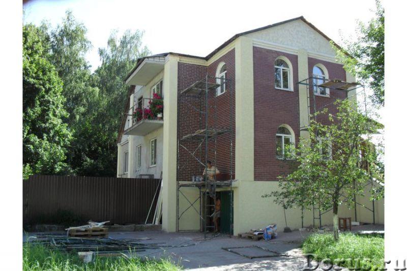 Отделка фасадов, утепление внешних стен,декоративная штукатурка - Строительные услуги - Выполним раб..., фото 1